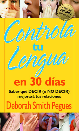 Controla tu lengua en 30 d�as - Bolsillo